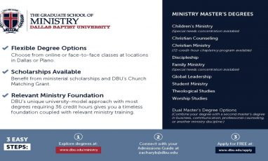 Dallas Baptist University Graduate School of Ministry